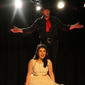 The Fantasticks — with Marc G. Dalio at The Women's Theater Company - Photo Credit: Lauren Moran Mills