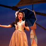 Mabel in Pirates of Penzance Photo Credit: Matthew Dilyard
